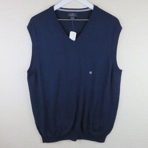 Brooks Brothers 346 Supima Cotton Sweater Vest